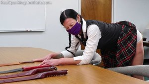 Real Spankings Institute - Lilith's Review With Miss Betty (part 1 Of 2) - image 7