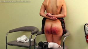 Real Spankings Institute - Double Dose From Miss Betty (part 2 Of 2) - image 8