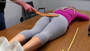 Real Spankings Institute - Cara's 3 Part Punishment (part 1) - image 2