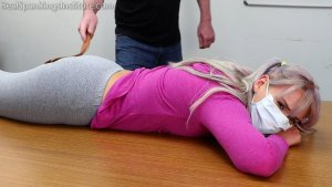 Real Spankings Institute - Cara's 3 Part Punishment (part 1) - image 6