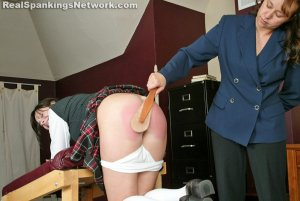 Real Spankings Institute - Jackie's First Experience With The Spanking Bench - image 9