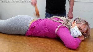Real Spankings Institute - Cara's 3 Part Punishment (part 1) - image 1