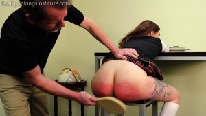 Real Spankings Institute - Anastasia's Day With The Dean (part 2 Of 2) - image 2