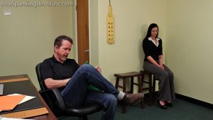 Real Spankings Institute - Lilith's Introduction To The Institute - image 3