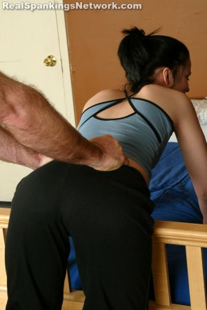 Real Spankings Institute - Kailee: Paddled For Not Participating - image 6