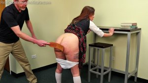 Real Spankings Institute - Anastasia's Day With The Dean (part 1 Of 2) - image 9