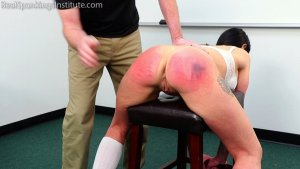 Real Spankings Institute - The Dean Spanks Lilith - image 8