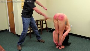 Real Spankings Institute - Lilith's Introduction To The Institute - image 1