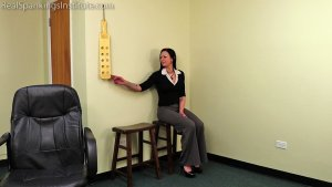 Real Spankings Institute - Lilith's Introduction To The Institute - image 5