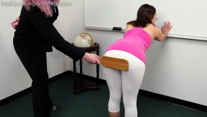 Real Spankings Institute - Harlan's 2 Part Punishment (part 2 Of 2) - image 2