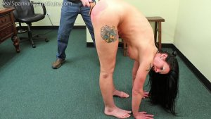 Real Spankings Institute - Lilith's Introduction To The Institute - image 8