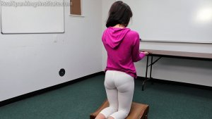Real Spankings Institute - Kiki's Gym Punishment (part 1 Of 2) - image 4
