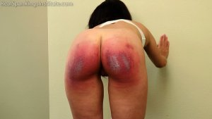 Real Spankings Institute - Kiki: Rough Day With The Dean (part 2) - image 2