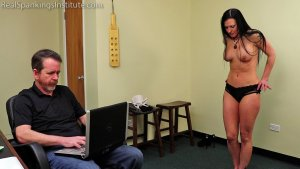 Real Spankings Institute - Lilith's Introduction To The Institute - image 6