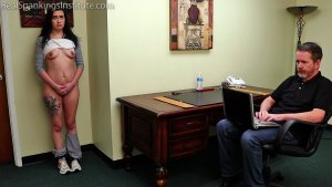 Real Spankings Institute - A Follow Up With The Dean - image 5