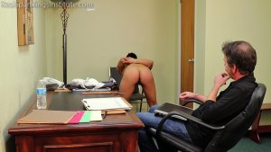 Real Spankings Institute - Arella's Institute Arrival (part 1 Of 2) - image 2