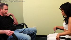 Real Spankings Institute - Kiki: Rough Day With The Dean (part 2) - image 6