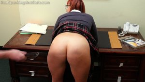 Real Spankings Institute - Cara: Caught Without Panties (part 1) - image 3