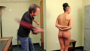 Real Spankings Institute - Arella's Institute Arrival (part 2 Of 2) - image 8