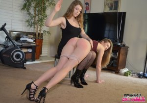 Spanked Call Girls - Apricot Spanks Ashley Lane - image 7