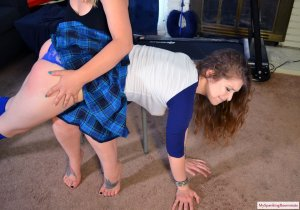 My Spanking Roommate - The Spanking Deal - image 8