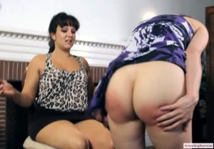My Spanking Roommate - No Fighting Part 4 - image 1