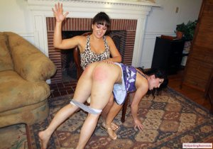 My Spanking Roommate - No Fighting Part 4 - image 4