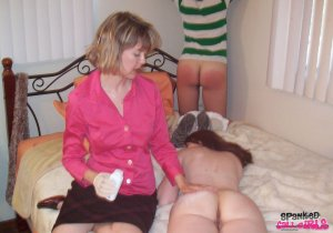 Spanked Call Girls - Remastered: Inspection And Correction - image 1