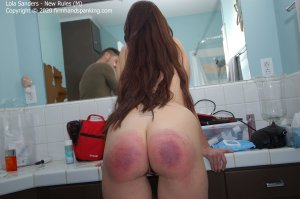 Firm Hand Spanking - New Rules - M - image 6