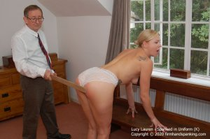 Firm Hand Spanking - Spanked In Uniform - K - image 2