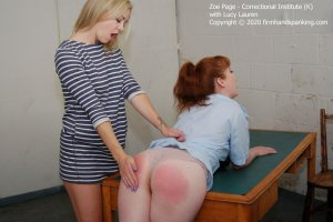 Firm Hand Spanking - Correctional Institute - K - image 6