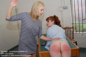 Firm Hand Spanking - Correctional Institute - K - image 8