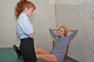 Firm Hand Spanking - Correctional Institute - L - image 5