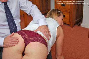 Firm Hand Spanking - Leather Princess - A - image 9