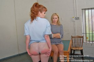 Firm Hand Spanking - Correctional Institute - K - image 4