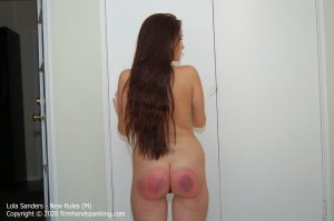 Firm Hand Spanking - New Rules - M - image 2