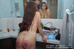 Firm Hand Spanking - New Rules - M - image 5