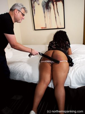 Northern Spanking - Ready For College? - image 7