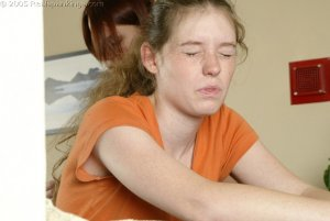 Real Spankings - Faces: Bailey - image 5