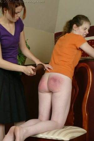 Real Spankings - Faces: Bailey - image 1