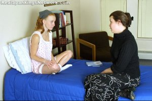 Real Spankings - Teen Jessica Spanked And Strapped - image 1