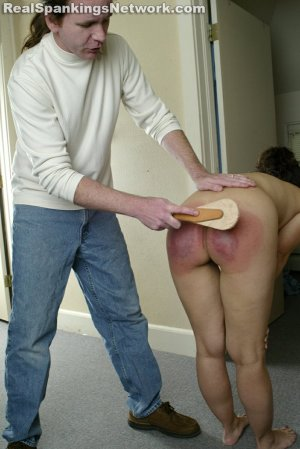 Real Spankings - Domestic Discipline: Cindy & Michael - image 5