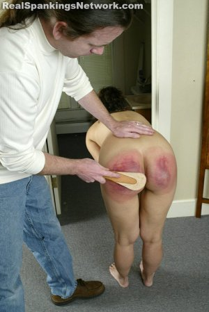 Real Spankings - Domestic Discipline: Cindy & Michael - image 6
