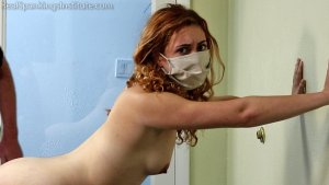 Real Spankings Institute - Nina's Dress Code Violation (part 1) - image 5