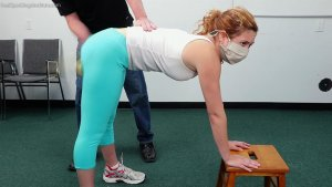 Real Spankings Institute - Nina: Pulled From Gym For A Paddling - image 6