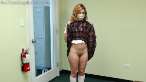 Real Spankings Institute - Nina's Dress Code Violation (part 1) - image 6