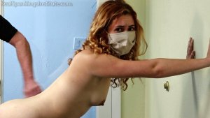 Real Spankings Institute - Nina's Dress Code Violation (part 1) - image 3