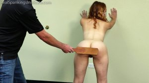 Real Spankings Institute - Nina's Dress Code Violation (part 1) - image 4