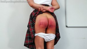 Real Spankings Institute - Mona's Arrival (part 2 Of 2) - image 8