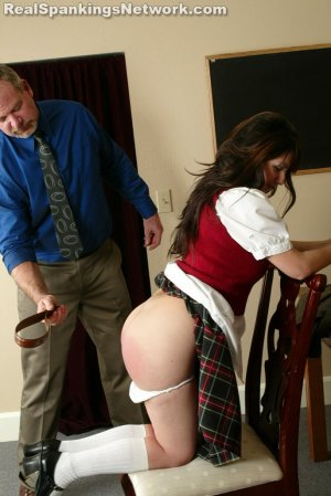 Real Spankings Institute - Natalie: Punished For Poor Performance (part 2) - image 5